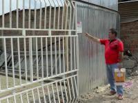 Damnificado por el terremoto quiere reunir a los afectados para solicitar ayuda juntos