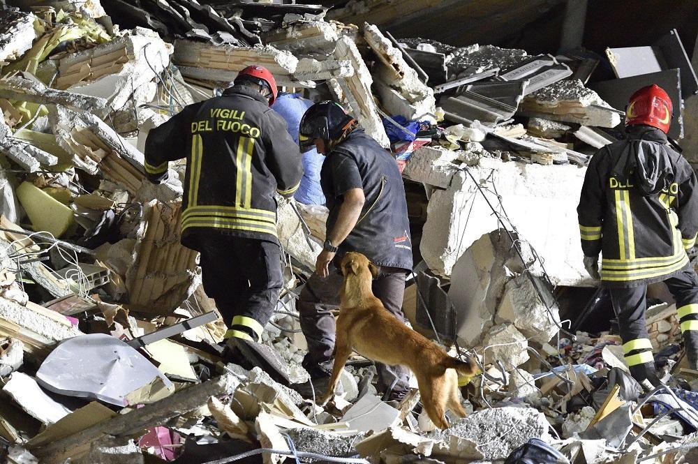 Sube a 250 la cifra de muertos en el terremoto del centro de Italia