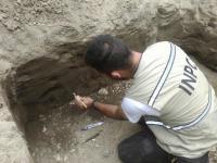 Encuentran restos de la cultura manteña