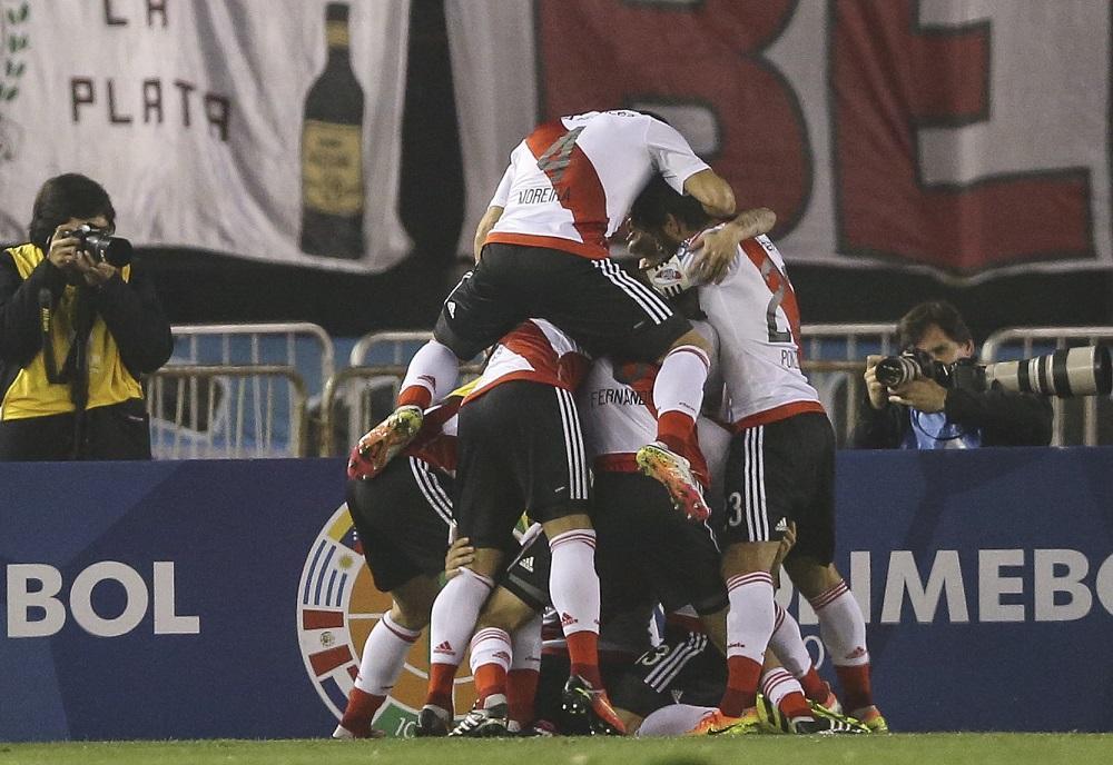 River Plate vence al Santa Fe y es bicampeón de la Recopa Sudamericana