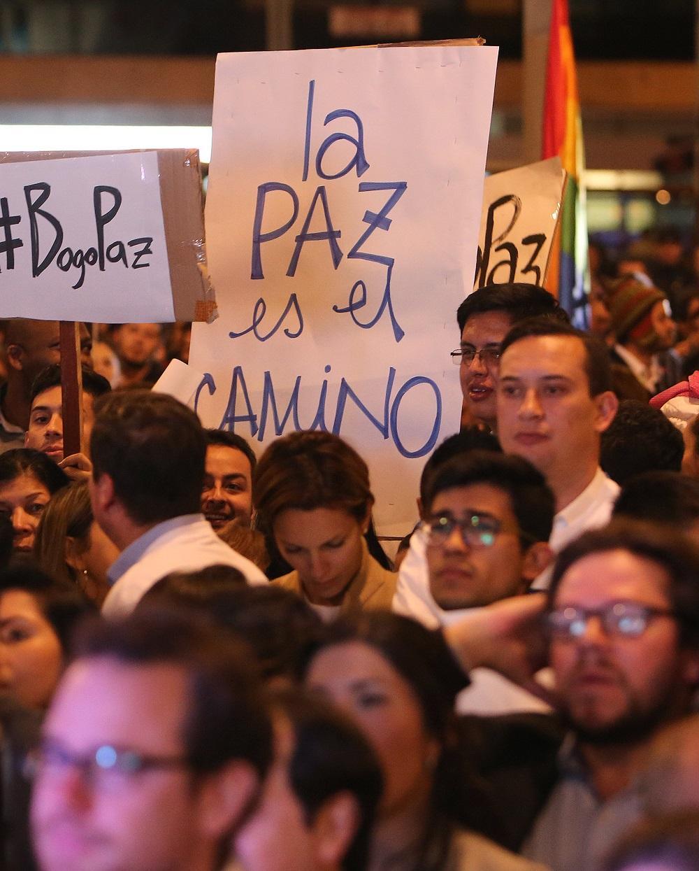 Colombia llega a un acuerdo de paz entre el Gobierno y las FARC