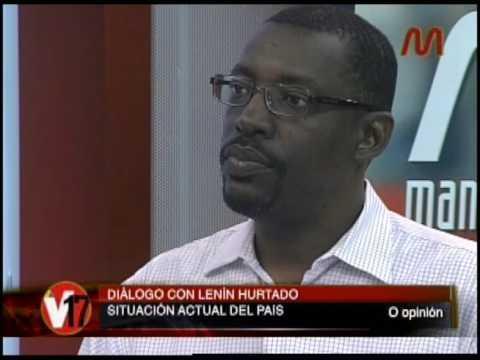 LENIN HURTADO - VOTO 2017 - 24 DE AGOSTO/2016 - BLOQUE 1