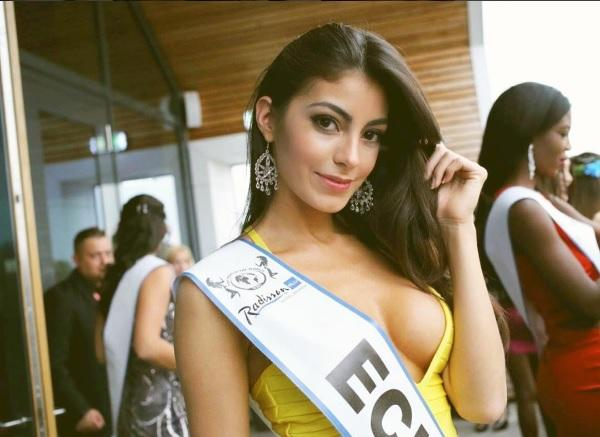 Virginia Limongi entre las mejores quince concursantes del Top Model of the World