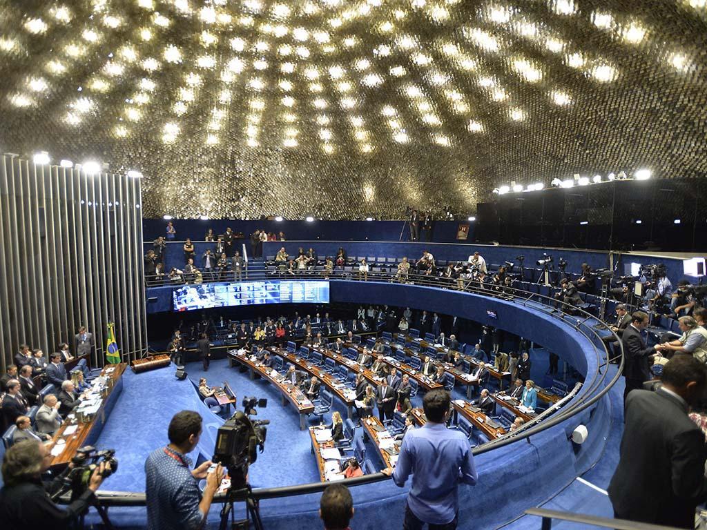 Brasil: Dilma Rousseff comparecerá hoy ante el Senado