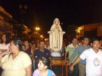 La Merced mueve a cientos de devotos