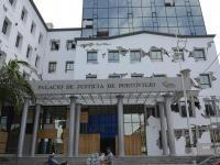 Palacio de Justicia será reforzado