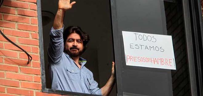 Encarcelan nuevamente a exalcalde opositor venezolano Daniel Ceballos