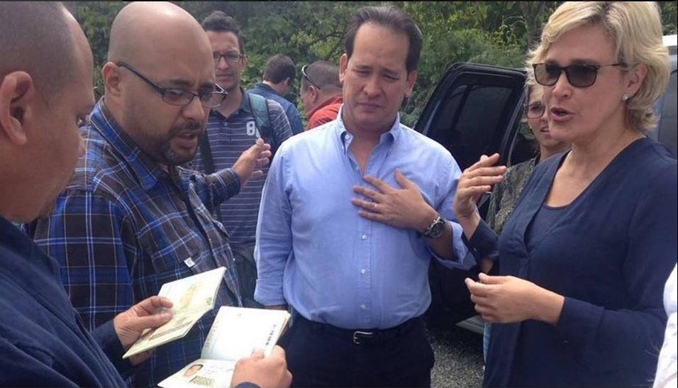Ecuador pide a Venezuela ampliar información sobre incidente con legisladores