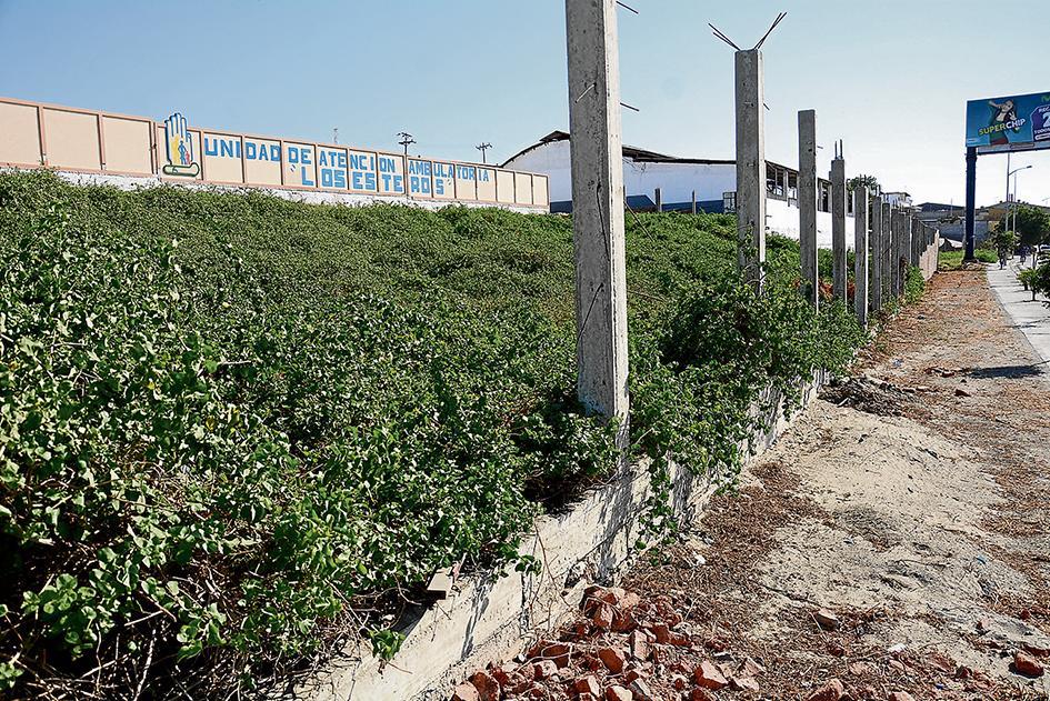 Municipio analiza permutar terreno
