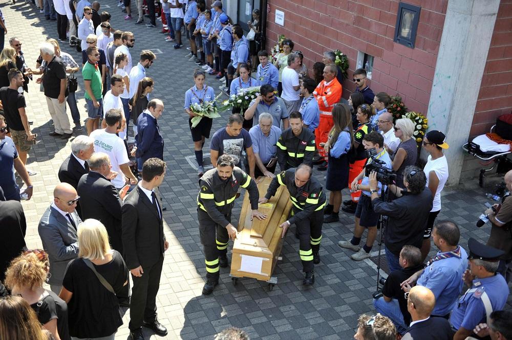 Italia celebrará el segundo funeral de Estado en Amatrice