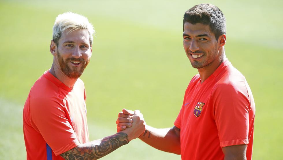 Messi supera a Suárez en Twitter previo al duelo Argentina - Uruguay