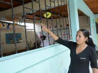 Piden seguridad para las instalaciones de la escuela Guillermo Soto