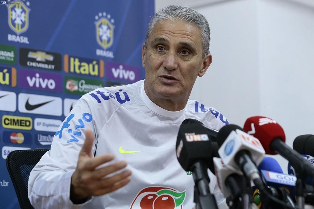 DT de Brasil confirma la alineación de su selección para juego ante Ecuador