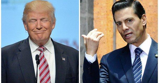 Trump y Peña Nieto hablarán de inmigración, comercio y empleo