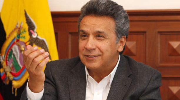 Lenín Moreno sería candidato presidencial por AP, según asambleísta Richard Briones
