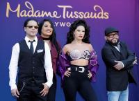 Selena, inmortalizada en el museo de cera Madame Tussauds de Hollywood