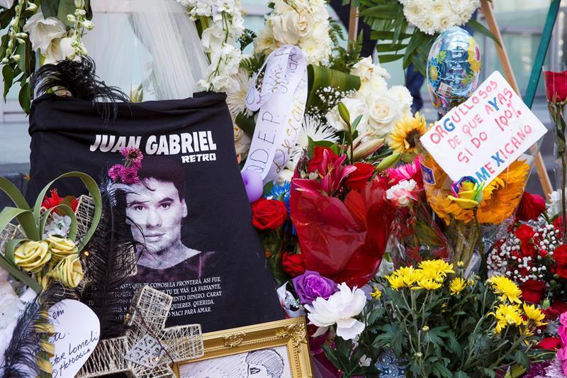 Ciudad Juárez acogerá el primer homenaje póstumo a Juan Gabriel