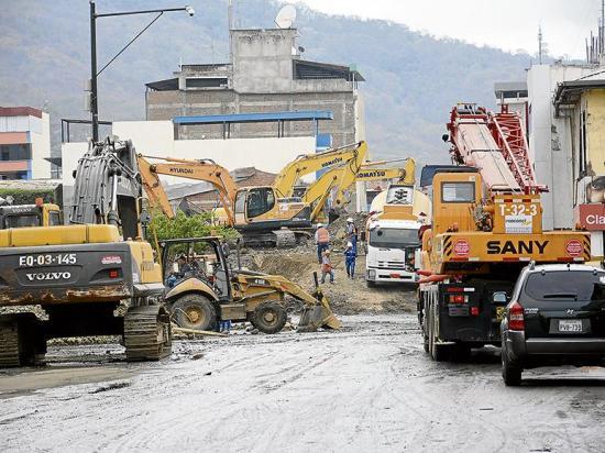 Insisten en informe detallado de la reconstrucción en Manabí