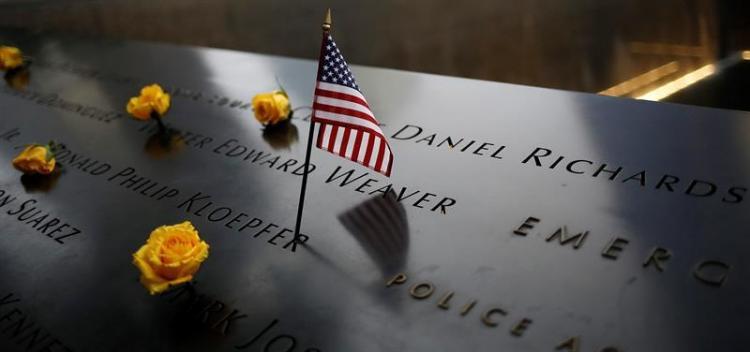 Estados Unidos recuerda a las víctimas del atentado del 11-S