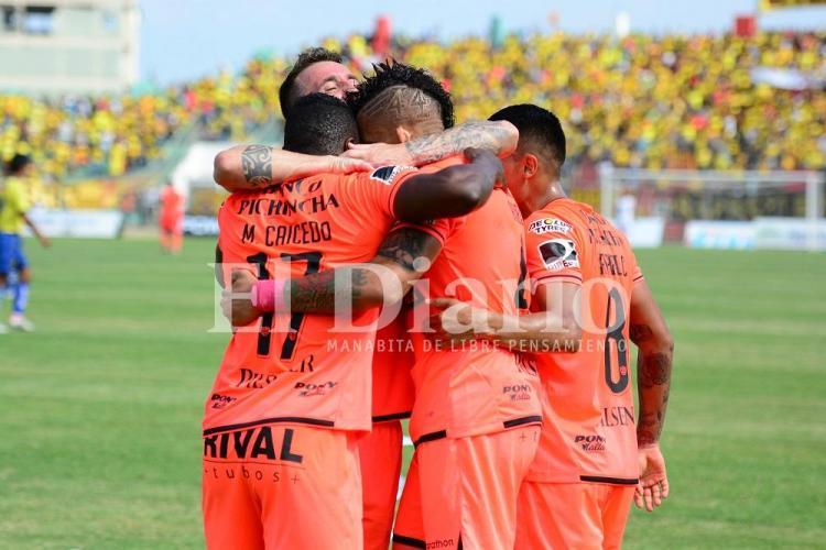 ¡ES LÍDER! Barcelona SC derrotó por 1-0 a Delfín SC en el Reales Tamarindos