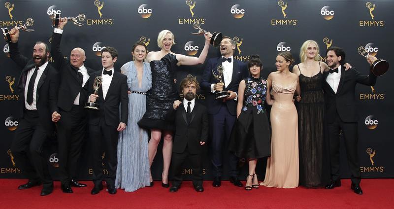 'Game of Thrones' extiende su dominio implacable en la televisión con 12 Emmy