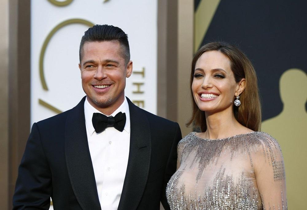 Angelina Jolie le pide el divorcio a Brad Pitt tras 12 años de relación