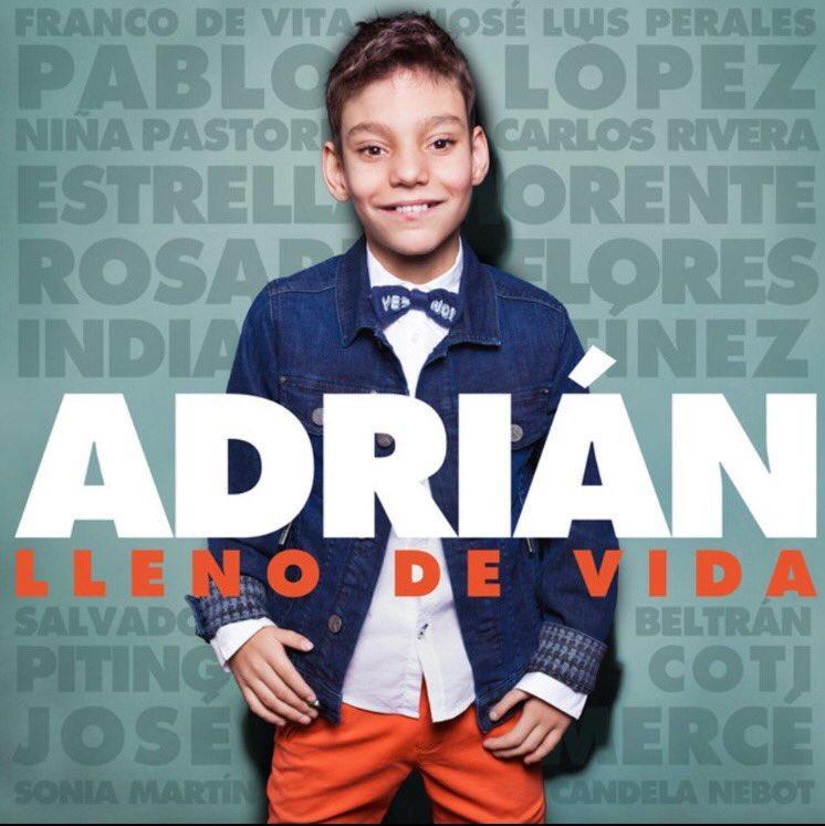 Adrián Martín, el niño con hidrocefalia que se abre paso en los Grammy Latinos