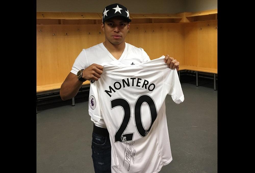 El ecuatoriano Jefferson Montero renueva su contrato con el Swansea City