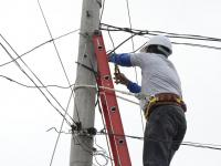 CNEL realizará 19 cortes de energía en 3 días