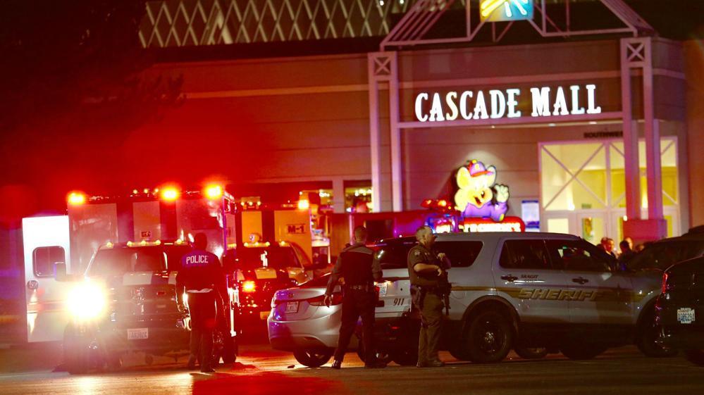 Tiroteo en un centro comercial de EE.UU. deja al menos cinco fallecidos