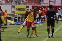 Aucas vence por 1-0 a Liga de Quito en Chillogallo