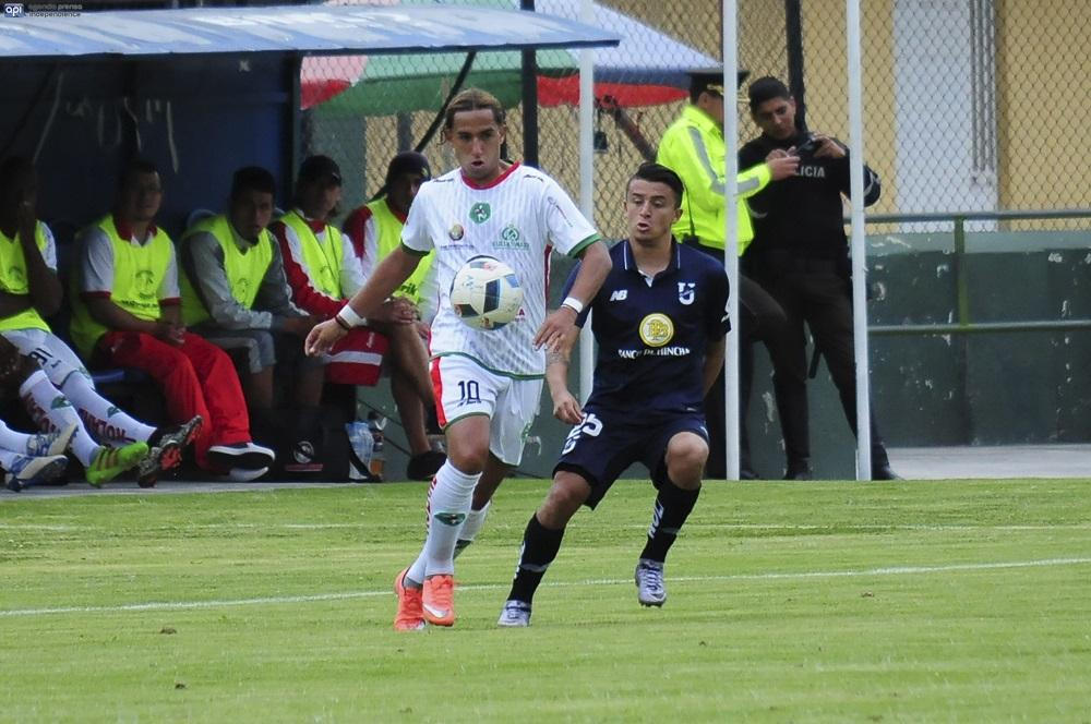 Mushuc Runa y la U Católica empatan 1-1
