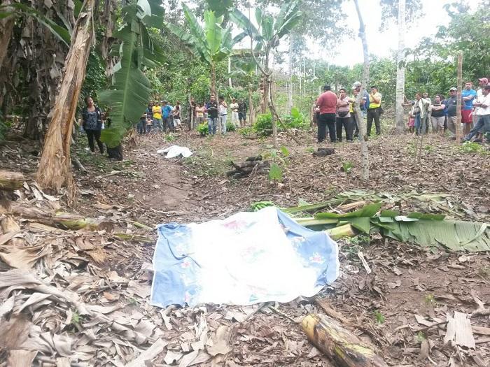 Dos primos son asesinados a golpes en Chone