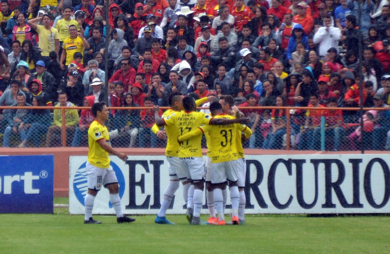 Barcelona SC vence por 1-0 a Dep. Cuenca y sigue líder