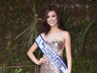 La filipina Jeslyn Santos, Miss Continentes Unidos 2016