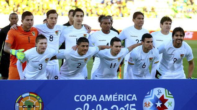 Bolivia sufre importante baja previo a duelo ante Ecuador