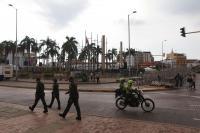 Generales de la Policía le dan 'bienvenida' a la firma de la paz en Colombia