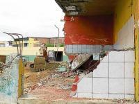 Plazo de demolición del mercado número uno es el 30 de septiembre