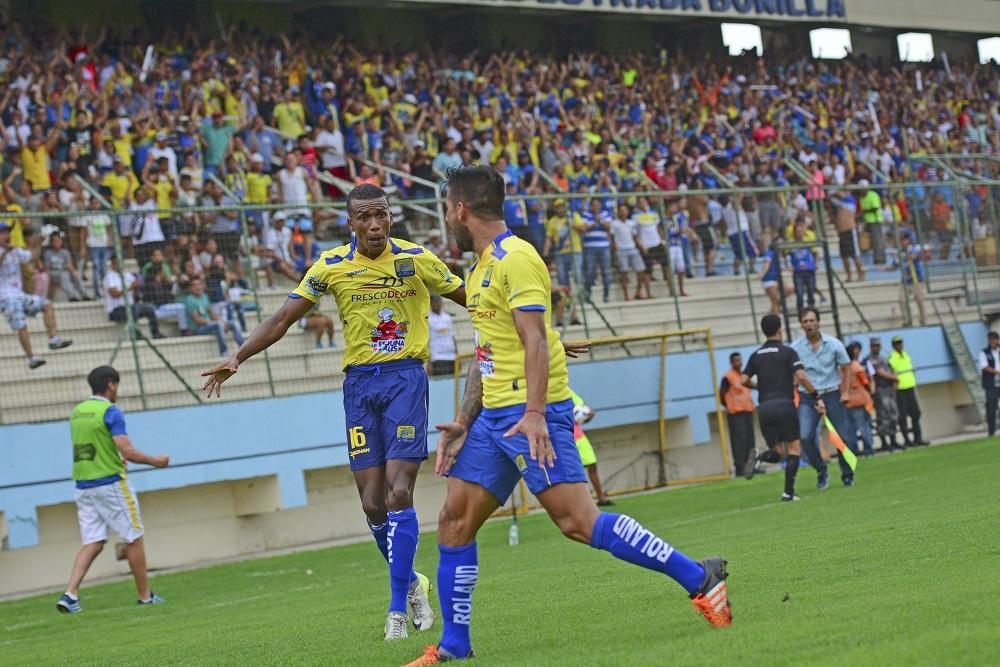 Delfín regresa a jugar al estadio Jocay de Manta