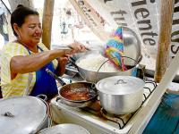 Disminuye venta de comida preparada