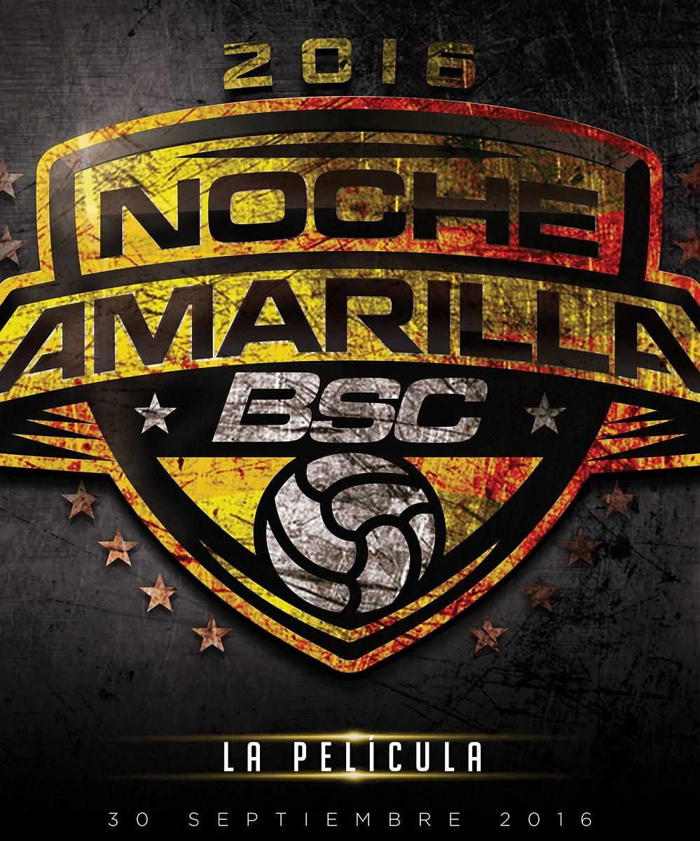 Barcelona SC estrenará este viernes la película 'Noche amarilla'