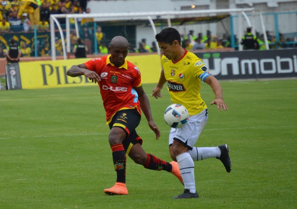 La fecha 11 del Campeonato Ecuatoriano se jugará este viernes