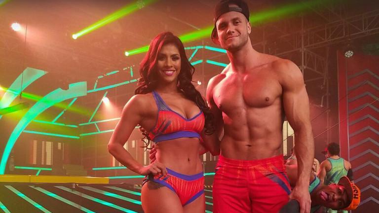 Ámbar Montenegro y su novio Fabio Agostini son eliminados de 'Combate Perú'