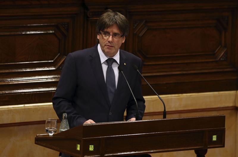 Presidente de Cataluña anuncia referéndum para la independencia en 2017