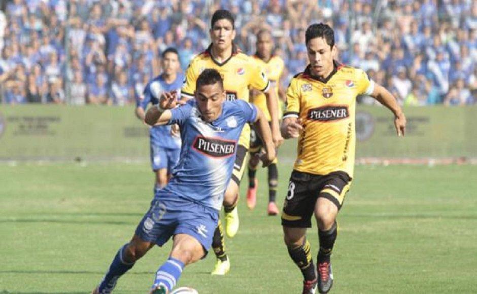 Ángel Mena destaca el nivel de Matías Oyola: 'Es un gran jugador'