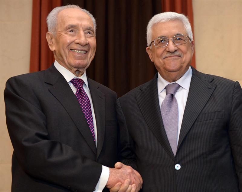 El presidente palestino Mahmud Abás asistirá al funeral de Shimon Peres