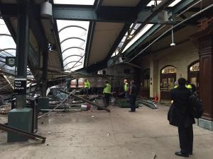 Al menos tres muertos y 200 heridos en accidente de tren en Nueva Jersey