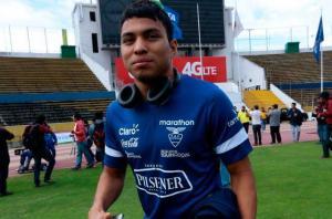 Jefferson Montero sufre lesión y será baja en la Selección de Ecuador