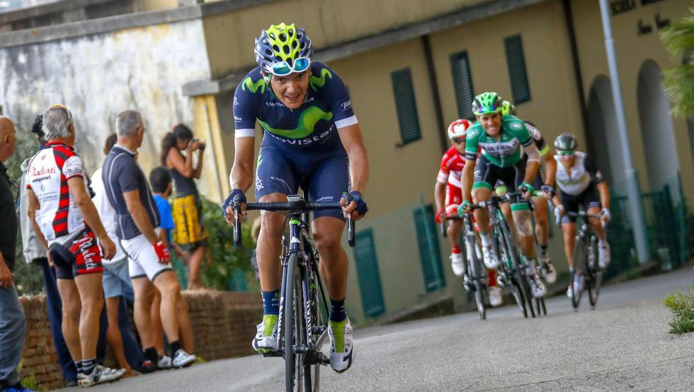 Ecuatoriano ingresa a equipo internacional de ciclismo