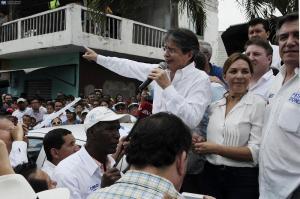 El opositor Guillermo Lasso anuncia creación de plataforma de control electoral